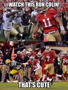 San Francisco 49ers 49ers Nation, Forty Niners, Kobe, Dodgers, Watch Football, Colin Kaepernick, San Francisco 49ers, 49ers Memes, Bay Area