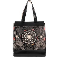 "UNIVERSAL TOTE - ""my private moon""  #bags #handbags #fashionbags"