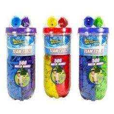 TOPSELLER! Pack of 2- 500ct Water Splashers Wate... $19.95
