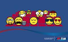 Con gli occhi a cuoricino e il sorriso smagliante le emoji arrivano sul grande schermo. Preparate i popcorn! http://tim.social/film_emoji