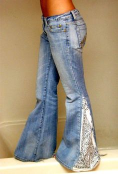 I remember my grandma doing this to my pants lol