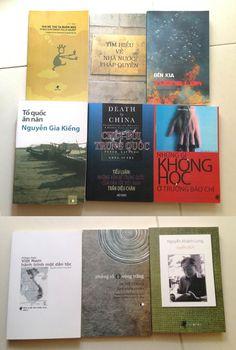 vài cuốn sách của nhóm Mở Miệng (nxb Giấy Vụn)