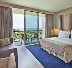 Visit our Hotel in Algarve. VidaMar Resort Algarve is a hotel in Algarve, close to the Salgados Beach and Salgados Golf. Hotel Algarve, Hotels And Resorts, Bed, Furniture, Home Decor, Hotels, Decoration Home, Stream Bed, Room Decor