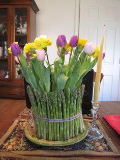 My Easter Centerpiece.
