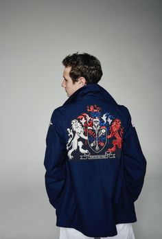 Team GB Olympic Opening Ceremony Outfits Revealed