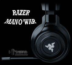 Nuevos auriculares gaming Razer ManO