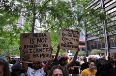 occupy wall street - THE MEDIA IS NOT REPORTING THIS SO I CAME TO SEE FOR MYSELF