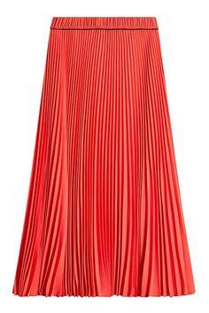 MARC JACOBS - Pleated Skirt   STYLEBOP