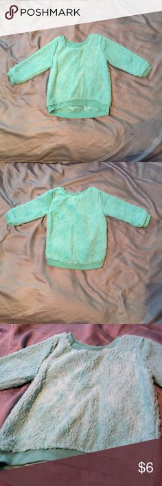 12-18 Month Girl's Sweater From The Children's Place 12-18 month. Worn once or twice at most. Cute and cuddly!! 😍 Children's Place Shirts & Tops Sweaters