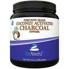 LARGE 12 Oz. Coconut Activated Charcoal Powder. Whitens Teeth, Rejuvenates Skin and Hair, Detox and helps Digestion. Treats Accidental Poisoning, Bug Bites and Wounds. USA-Owned Producers, FREE scoop! -- Want to know more, visit the site now : essential oils