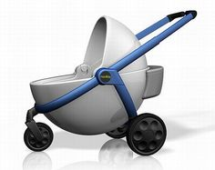 Creative baby strollers to move your tot in style