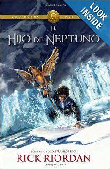El hijo de Neptuno: Heroes del Olimpo 2 (Vintage Espanol) (Spanish Edition): Rick Riordan: Disponible en la biblioteca [Dec 2013]