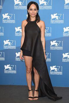 How to dress like Zoe Kravitz -- today on chicityfashion.com