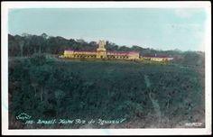 Postal - 185 Brasil Hotel Foz do Iguazú - sem uso - Fil..