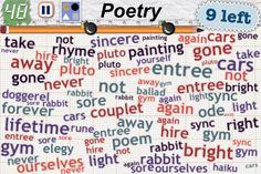 Celebrating #PocketPoem day with Word Mess!