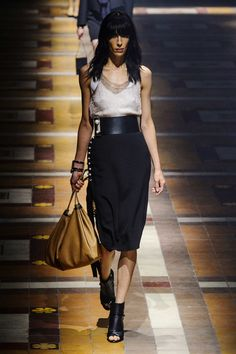 Spring 2015 RTW Lanvin Collection