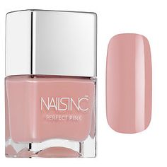 Perfect Pink - NAILS INC. | Sephora Petticoat Lane, a nude pink