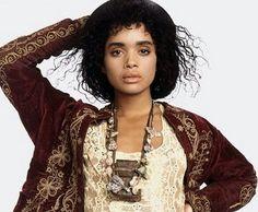 Denise Huxtable BKA Lisa Bonet:)       Photo courtesy of AFRO-PUNK.COM