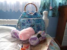 craft bag Craft Bags, Diaper Bag, Crafts, Manualidades, Diaper Bags, Handmade Crafts, Diy Crafts, Craft, Arts And Crafts