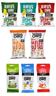20 Cool Examples of #Chips #Packaging
