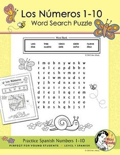 1000 images about spanish word search puzzles on. Black Bedroom Furniture Sets. Home Design Ideas