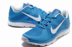 c735501ddce7 New 2013 Nike Free 5.0 Blue White Mens Shoes Nike Free Trainer