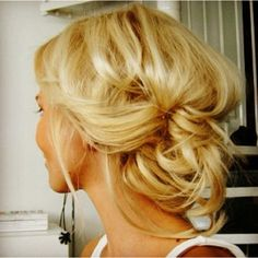 i wish i could do this to my hair!