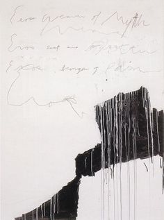 Find the latest shows, biography, and artworks for sale by Cy Twombly. Cy Twombly emerged in the developing a characteristic painting style of express… Abstract Expressionism, Abstract Art, Art Blanc, Modern Art, Contemporary Art, Claude Monet, Art Plastique, Oeuvre D'art, American Artists