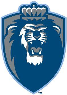 Old Dominion Monarchs Alternate Logo (2003) - Roaring lion on a sliver shield