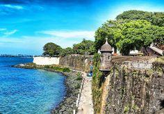 Old San Juan Fort Puerto Rico #CarribeanCountry . . . . #beingatraveler #bilalazam #blogger #travelblogger #puertorico #carribean #beach #fort #old #backpacker #explorer #adventurist #traveler #travel #world #love #nature #beauty #photooftheday #travelgram #picoftheday #follow #like #amazing #instafollow #instalike #photo #cool #colorful