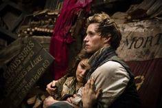Les Misérables (2012) - Eddie Redmayne as Marius