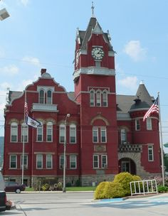Parsons, WV : Tucker County Court House