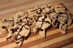 Chocolate Caraway Shortcake #food