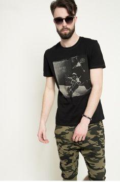 Medicine - T-shirt Space Odyssey kolor czarny RS17-TSM803 - oficjalny sklep MEDICINE online