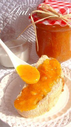 La Cocina de Ani: Mermelada de naranja