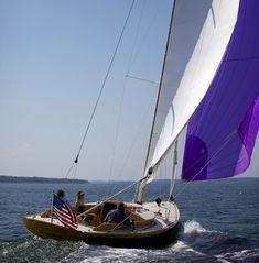 Tendress - Stephens Waring Yacht Design
