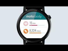 Moto 360 - Android Smartwatch - Motorola