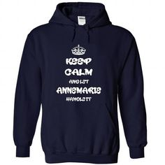 Keep calm and let Annemarie handle it T Shirt and Hoodi - #tshirt moda #sweatshirt for girls. TAKE IT => https://www.sunfrog.com/Names/Keep-calm-and-let-Annemarie-handle-it-T-Shirt-and-Hoodie-7821-NavyBlue-26501966-Hoodie.html?68278