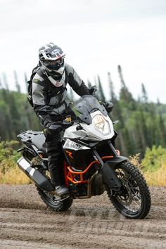 Cycle World - 2014 KTM 1190 Adventure R - First Ride