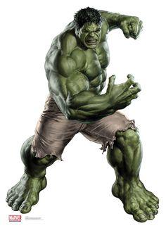 The Hulk : The avengers