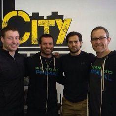 Henry Cavill-February 9, 2014-At Motor City Crossfit