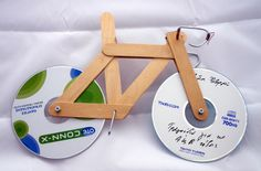 bike made from recycled materials