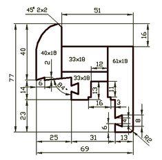 Floor Plans, Windows, Doors, Floor Plan Drawing, Ramen, House Floor Plans, Window, Gate