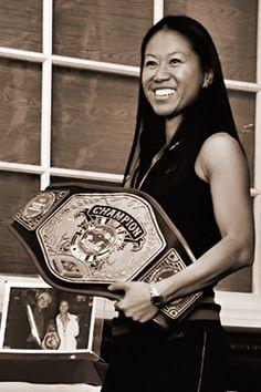 World Champion | Christina Kwan
