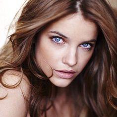 Haarfarben Braune Haare Blaue Augen Braune Haare