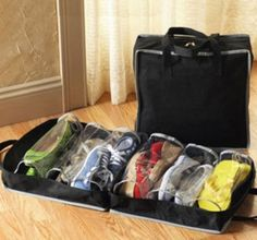 Cupônica | Carregue seus sapatos com mais estilo e economia de espaço