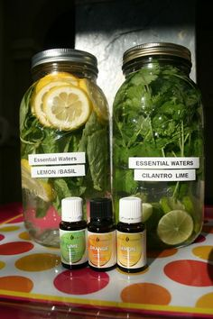 4 Easy Essential Oil Recipes To Enjoy In Glasstic