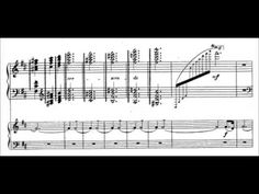 ▶ Sergei Rachmaninov - Suite No.1, Op.5 (1/2) for two pianos - YouTube