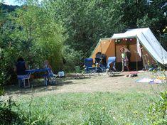 La Cazette, mini camping in zuid frankrijk