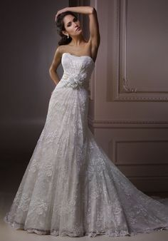 Maggie Sottero 2012 collection